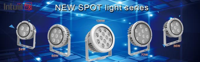 Outdoor 36W DC 24V RGBW LED Landscape Spotlights 0