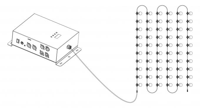 15 Meters LED Bulb String 2