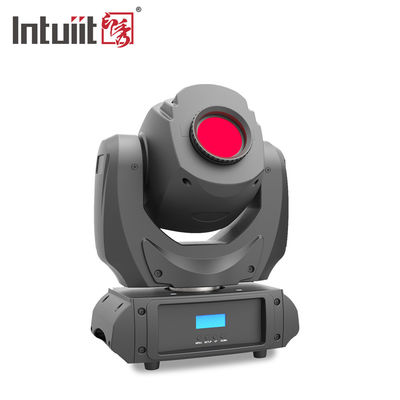IP20 50 Watt LED Spot Moving Head Light Quick Movement